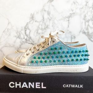 PHILLIP PLEIN limited edition sneakers